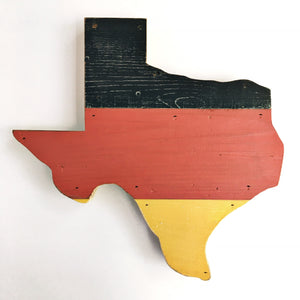 "GERMAN TEXAS - 12"" (One-of-a-Kind)"