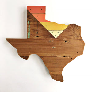 "'76 NORTH TEXAS - 12"" (One-of-a-Kind)"
