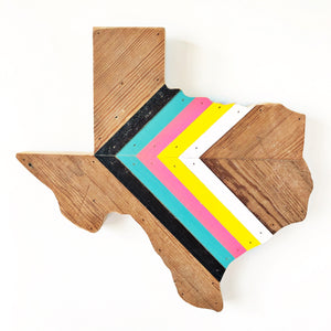 "TEAM SPIRIT TEXAS - 15"" (One-of-a-Kind)"