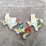 "Load image into Gallery viewer, VINTAGE TEXAS - 7"" (One-of-a-Kind)"