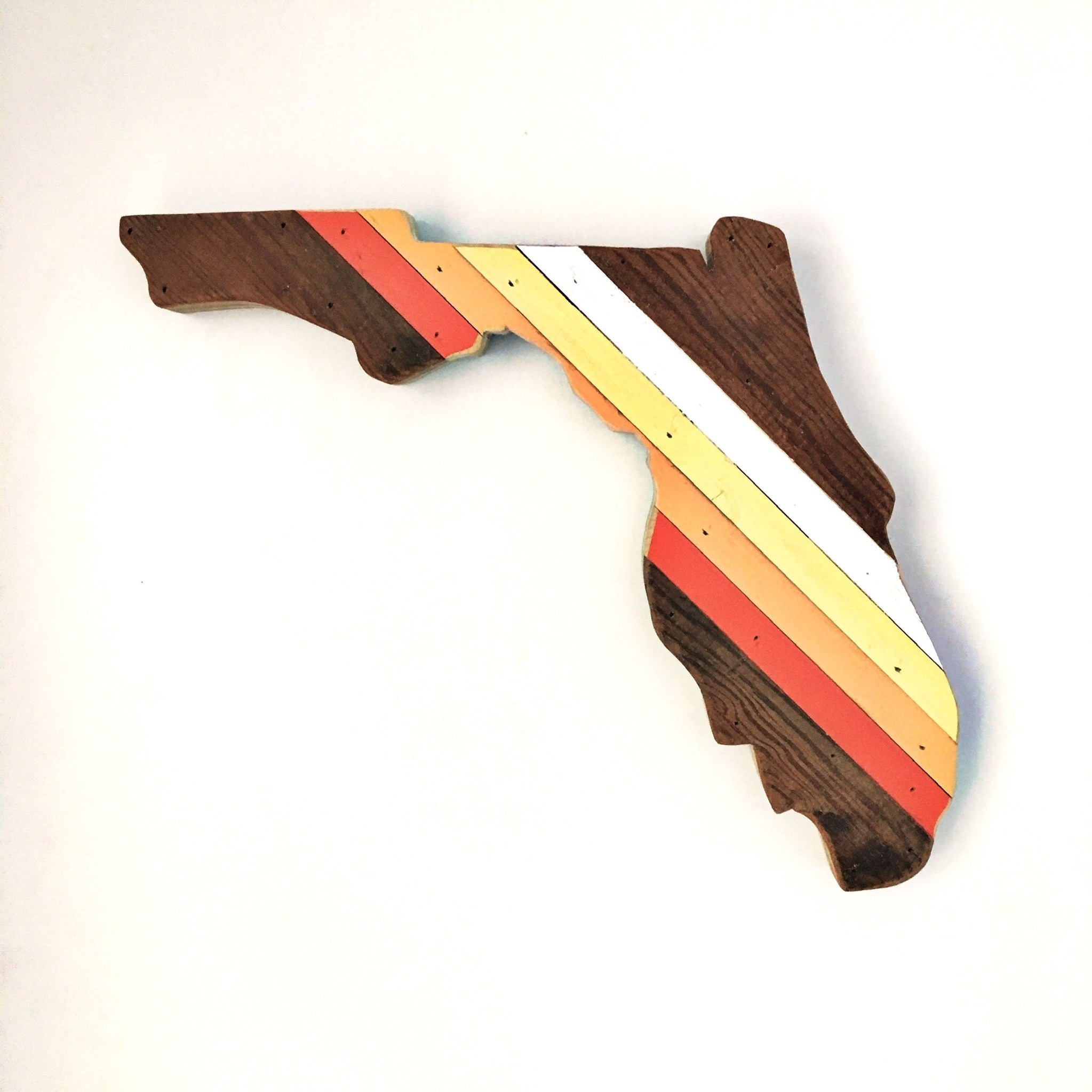 "76 PLAINS FLORIDA  - 15"" (One-of-a-Kind)"