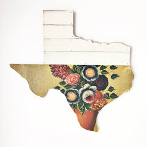 "VINTAGE TEXAS - 24"" (One-of-a-Kind)"