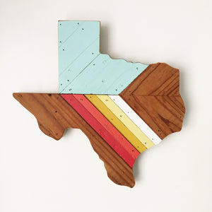 "'76 CHEVRON TEXAS - 15"" (One-of-a-Kind)"