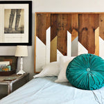 WATERLOO - METALLIC HEADBOARD (Made-to-Order)