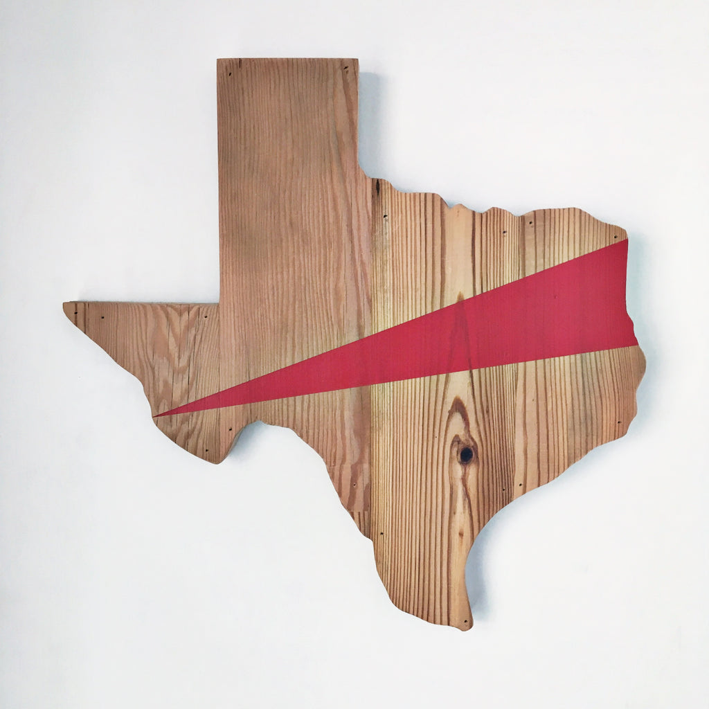 "GEO TEXAS - 18"" (One-of-a-Kind)"