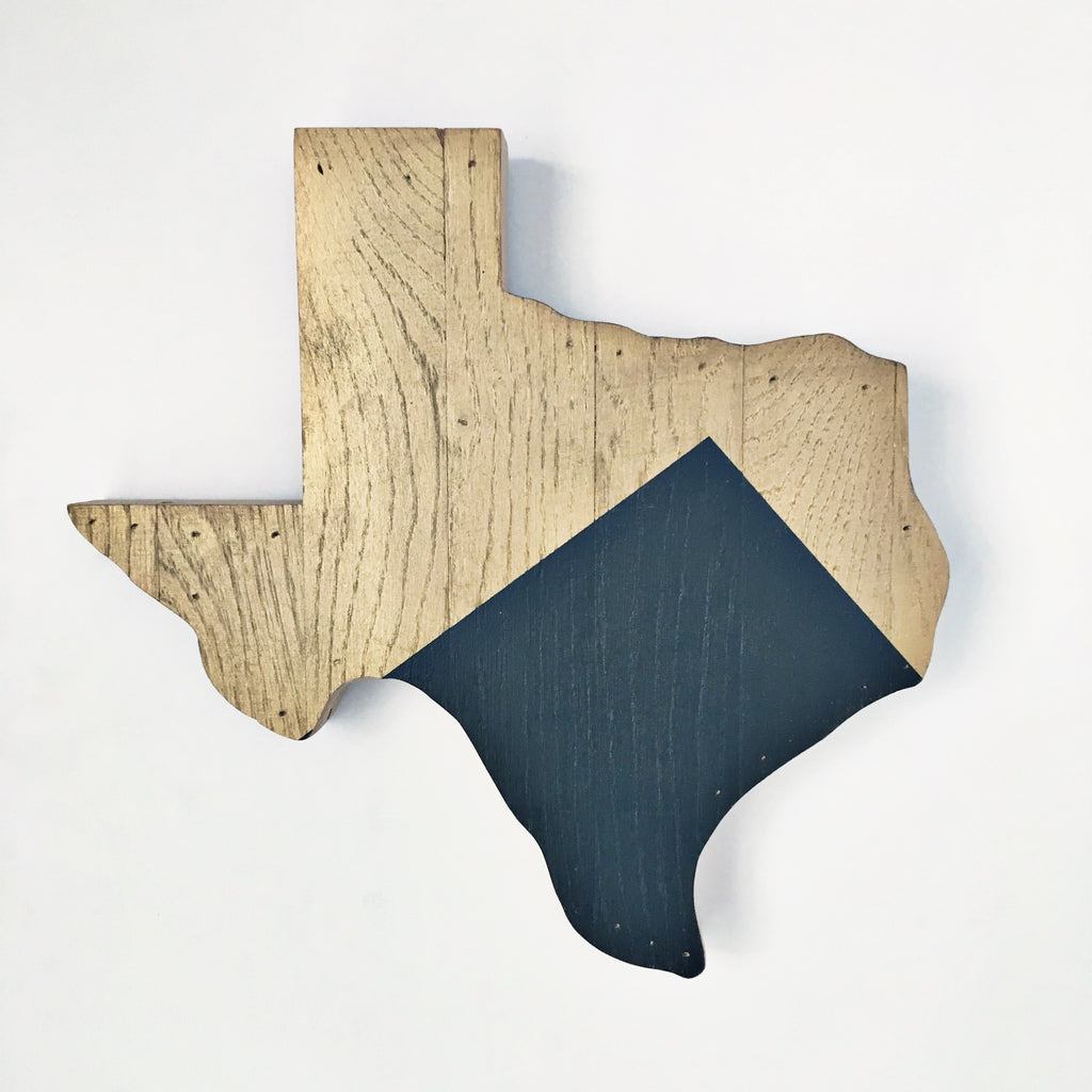 "MIDNIGHT GEO TEXAS - 12"" (One-of-a-Kind)"