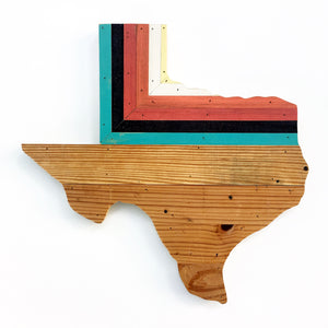"'76 PANHANDLE TEXAS - 18"" (One-of-a-Kind)"