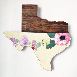 "VINTAGE TEXAS - 18"" (One-of-a-Kind)"