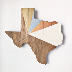 "GEO TEXAS - 15""(One-of-a-Kind)"