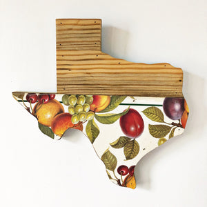 "VINTAGE TEXAS FRUIT - 12"" (One-of-a-Kind)"