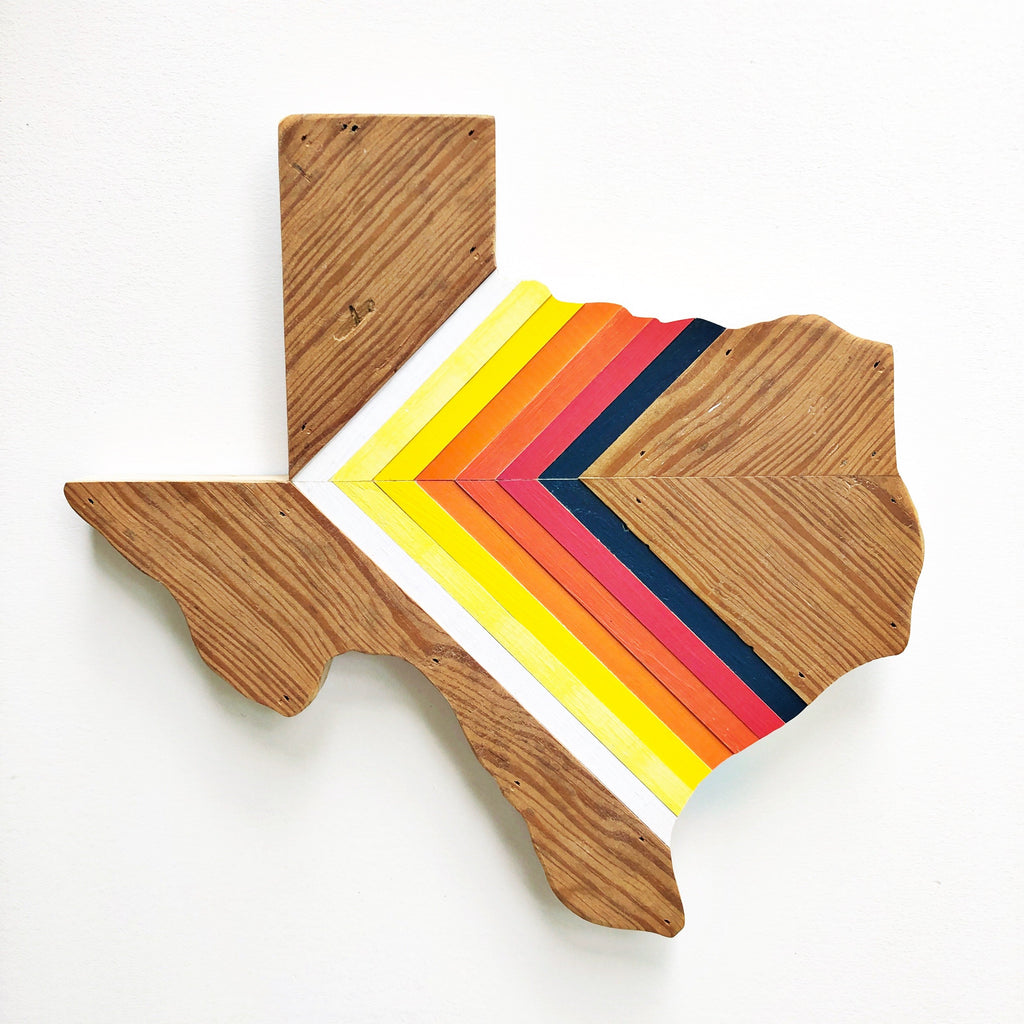 "'76 'STROS CHEVRON TEXAS - 15"" (One-of-a-Kind)"