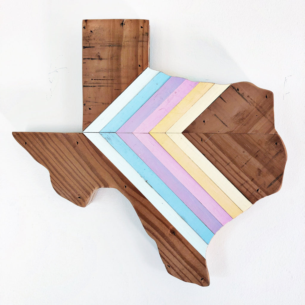 "'81 CHEVRON TEXAS - 12"" (One-of-a-Kind)"