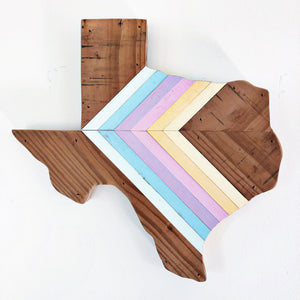 Retro '81 Texas Wall Hanging 15 in | Made to Order