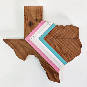 "'81 CHEVRON TEXAS - 18"" (One-of-a-Kind)"