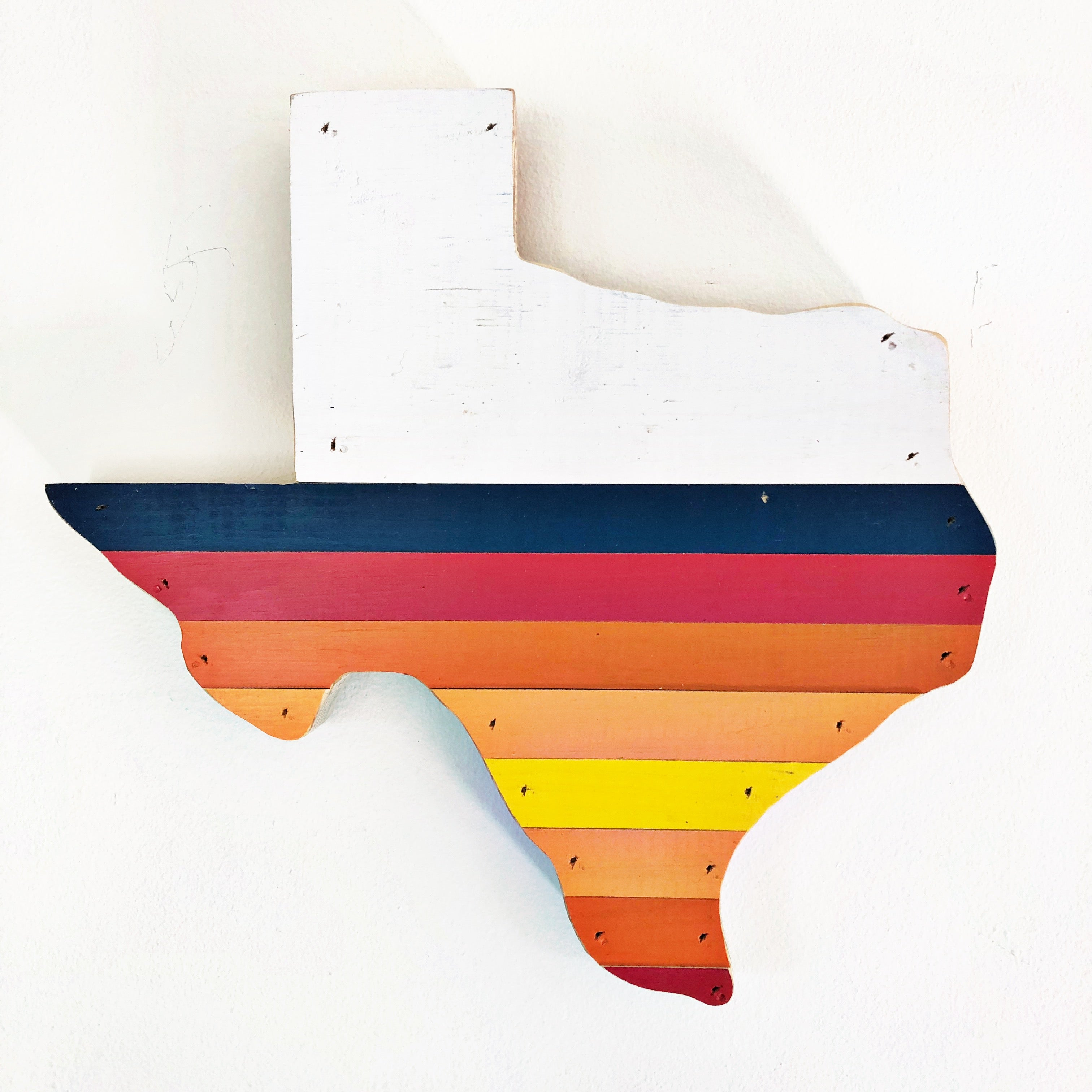 "'76 PLAINS TEXAS - 'STROS - 12"" (One-of-a-Kind)"