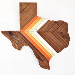 "'76 CHEVRON TEXAS - 18"" (One-of-a-Kind)"