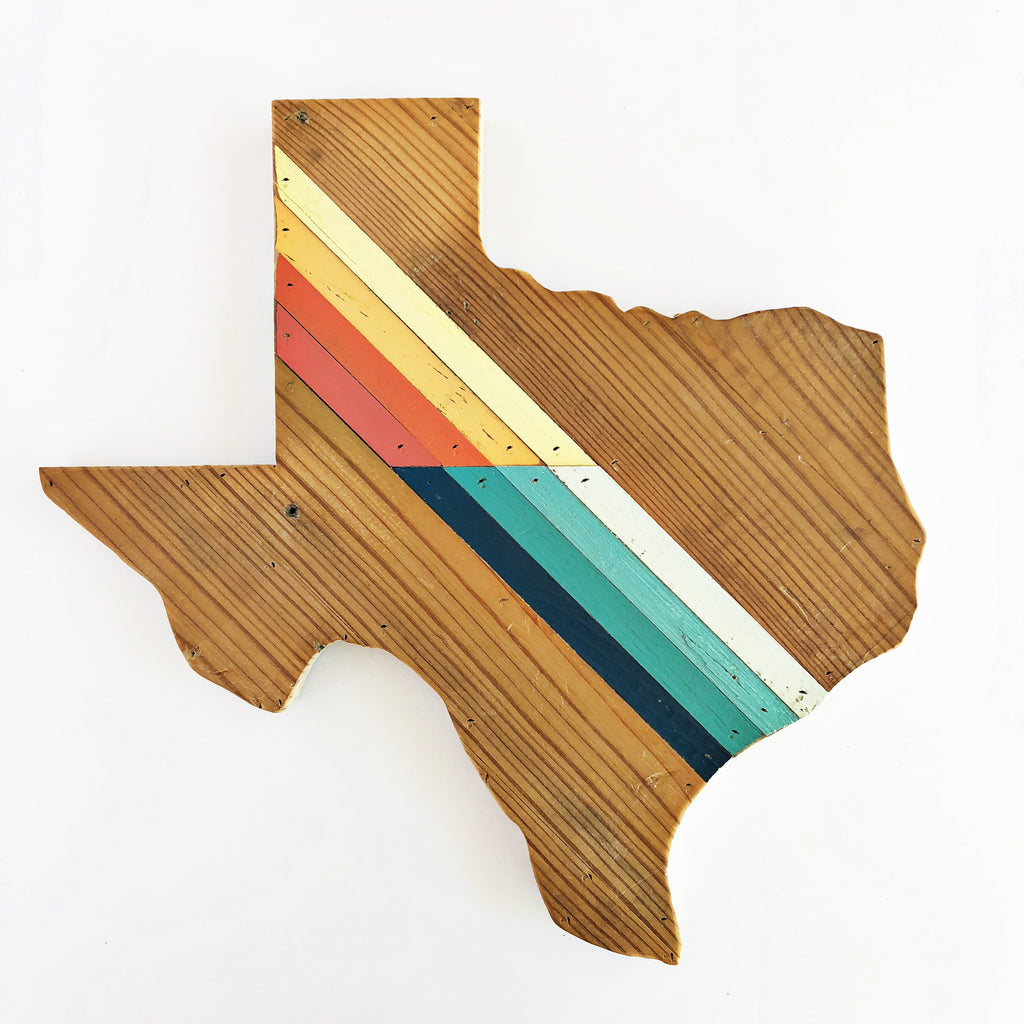 "'76 NORTHWEST TEXAS - 18"" (One-of-a-Kind)"