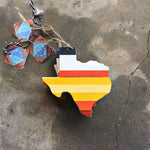 Load image into Gallery viewer, '76 TEXAS ORNAMENT - 'STROS - 6""