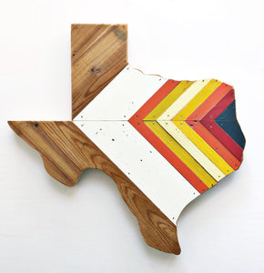 "'76 'STROS CHEVRON TEXAS - 18"" (One-of-a-Kind)"