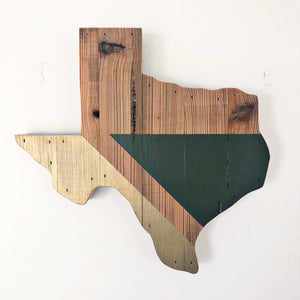 "GEO TEXAS - 12"" (One-of-a-Kind)"