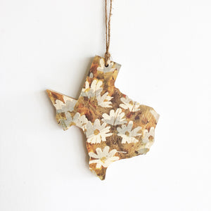 "Vintage Floral Texas Minis - 5"" - Hemlock & Heather"