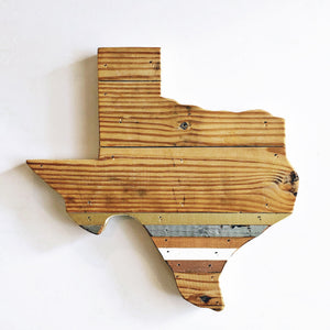"PLAINS TEXAS - 12"" (One-of-a-Kind)"