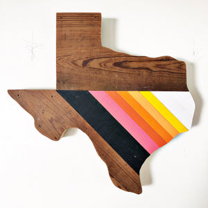 "'76 FRIO TEXAS - 12"" (One-of-a-Kind) - Hemlock & Heather"