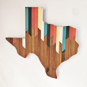 "'76 MARFA TEXAS - 18"" (One-of-a-Kind)"