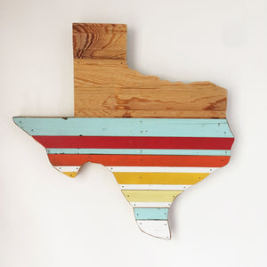 "'76 PLAINS TEXAS - 18"" (One-of-a-Kind)"