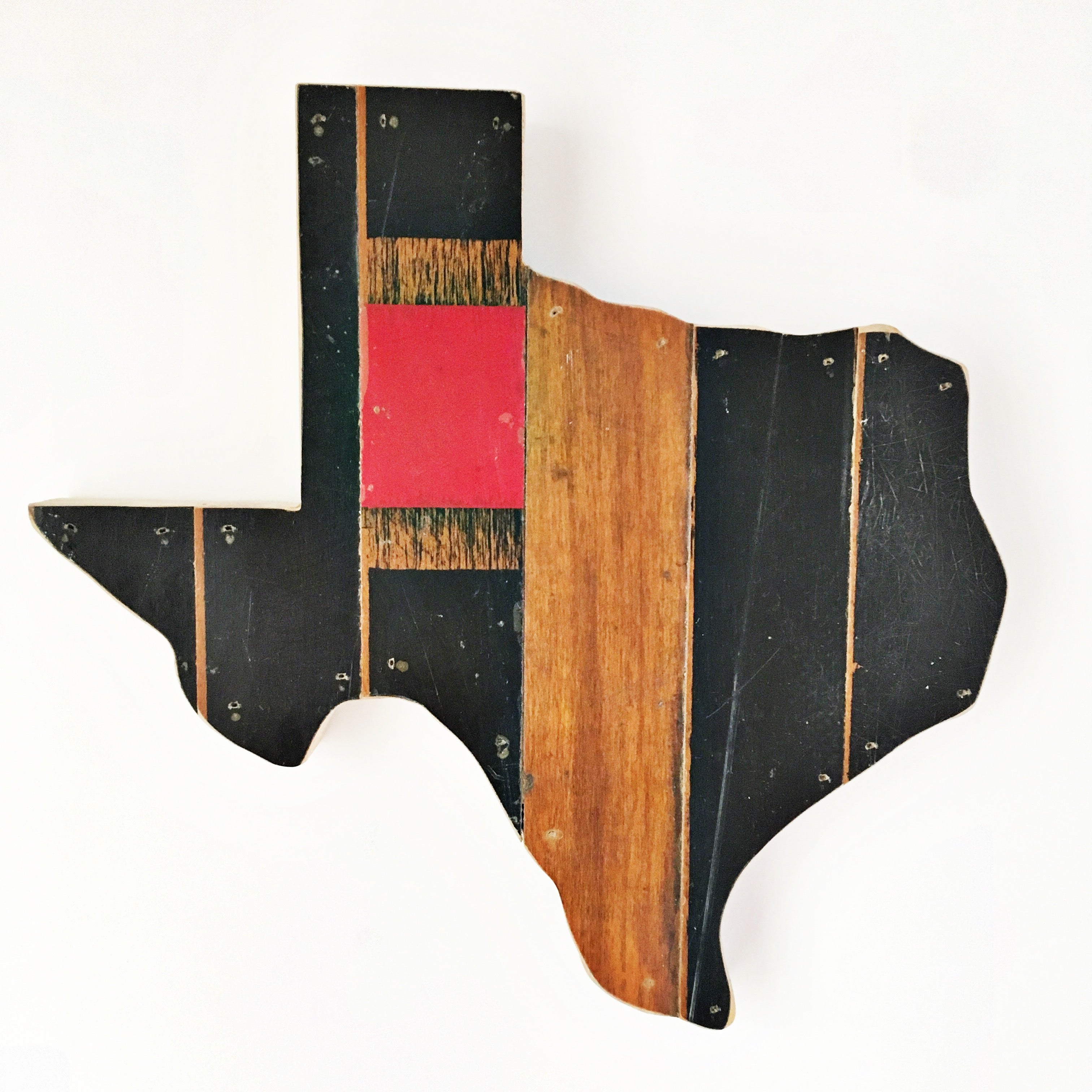 "HOOSIERS TEXAS - 12"" (One-of-a-Kind)"