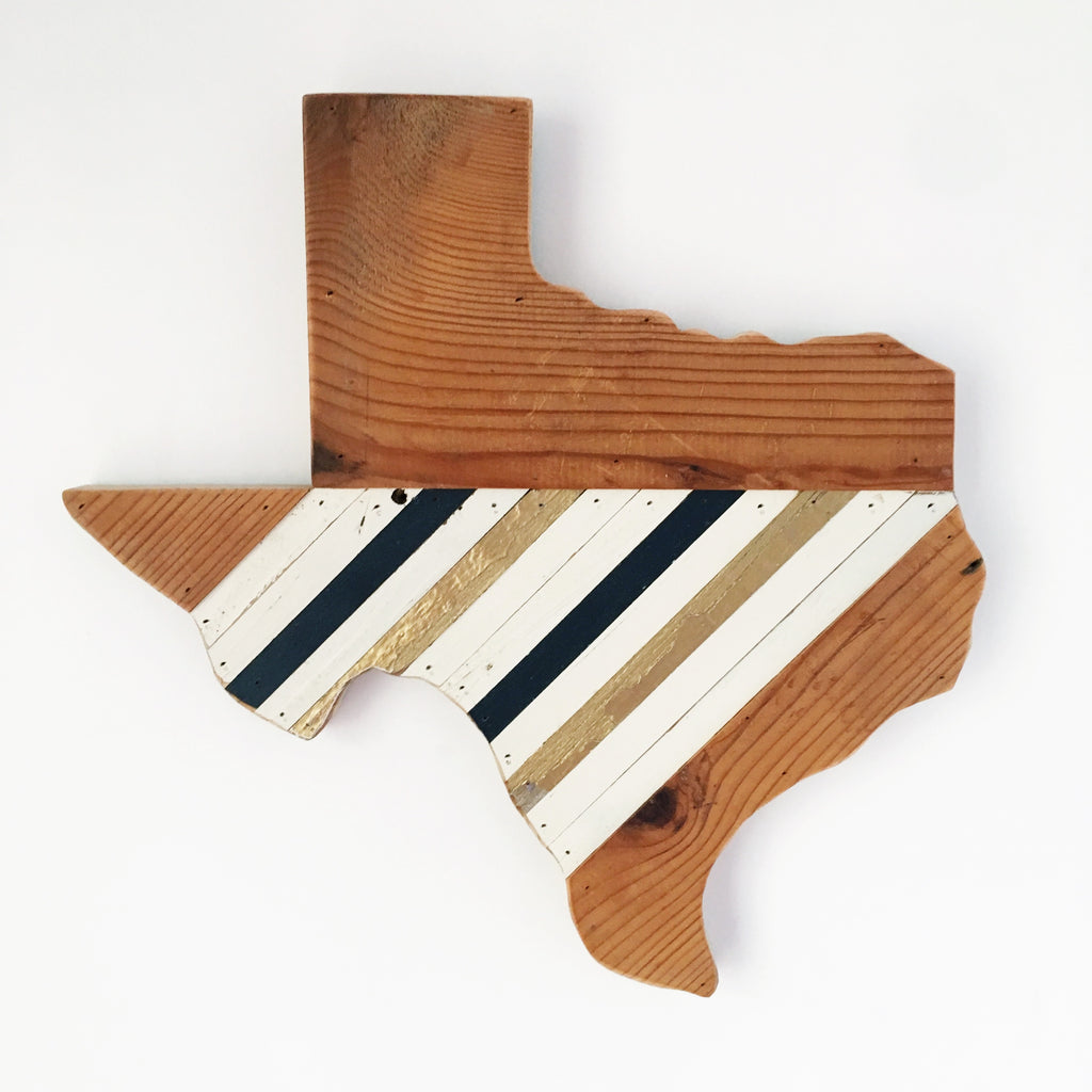 "MIDNIGHT FRIO TEXAS - 18"" (One-of-a-Kind)"