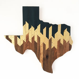 "MIDNIGHT TEXAS - 18"" (One-of-a-Kind)"