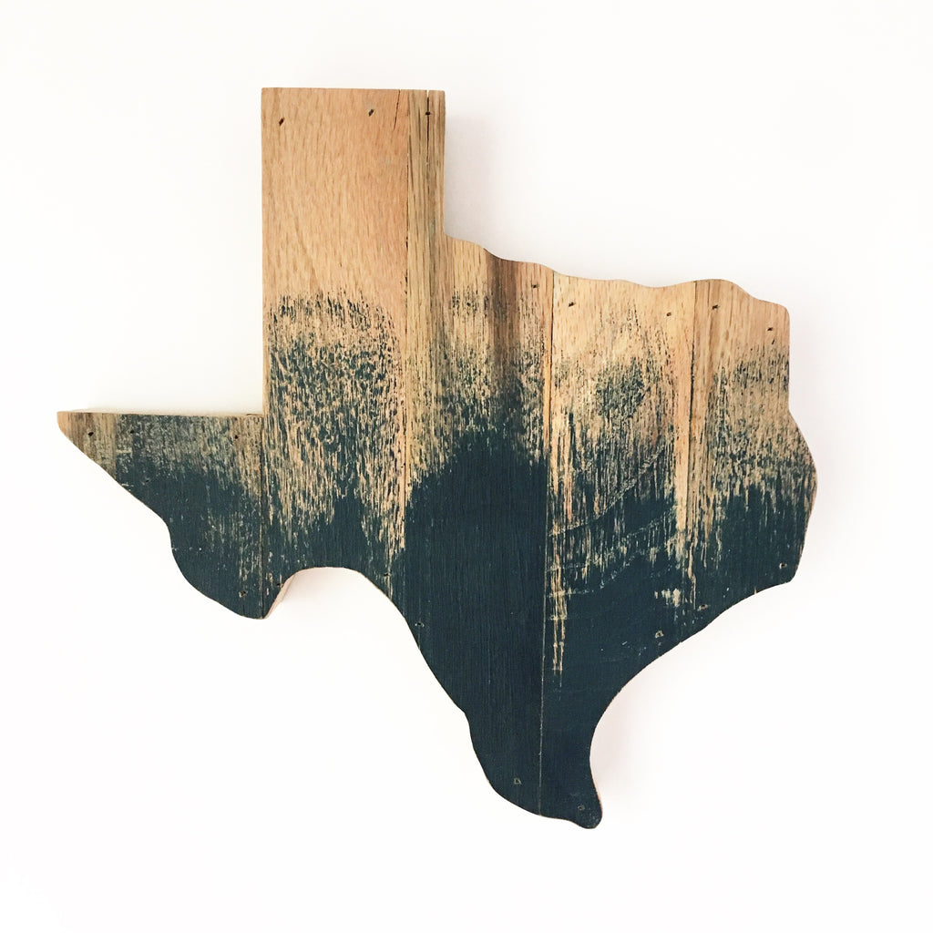 "MIDNIGHT PLAINS TEXAS - 12"" (One-of-a-Kind)"