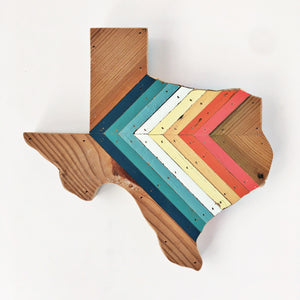 "'76 CHEVRON TEXAS - 12"" (One-of-a-Kind)"