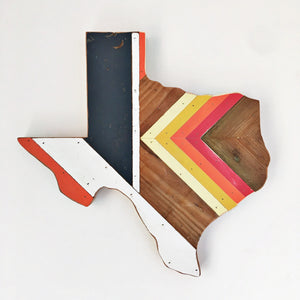 "'76 WEST TEXAS - 'STROS  - 18"" (One-of-a-Kind)"