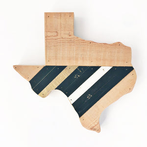 "MIDNIGHT FRIO TEXAS - 12"" (One-of-a-Kind)"