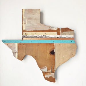 "PLAINS TEXAS - 18"" (One-of-a-Kind)"