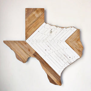 "EXCLUSIVE CHEVRON TEXAS - 24"" (One-of-a-Kind)"