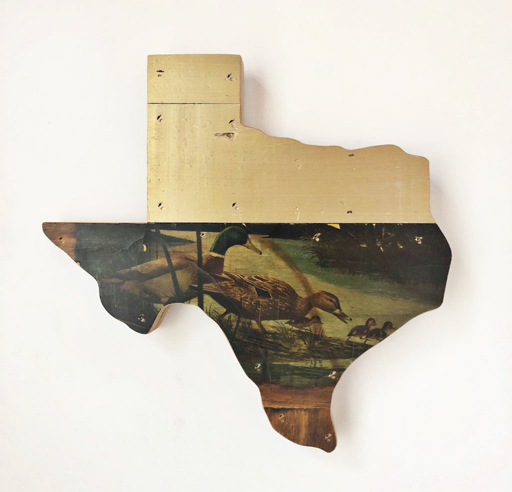 "VINTAGE TEXAS - 12"" (One-of-a-Kind)"