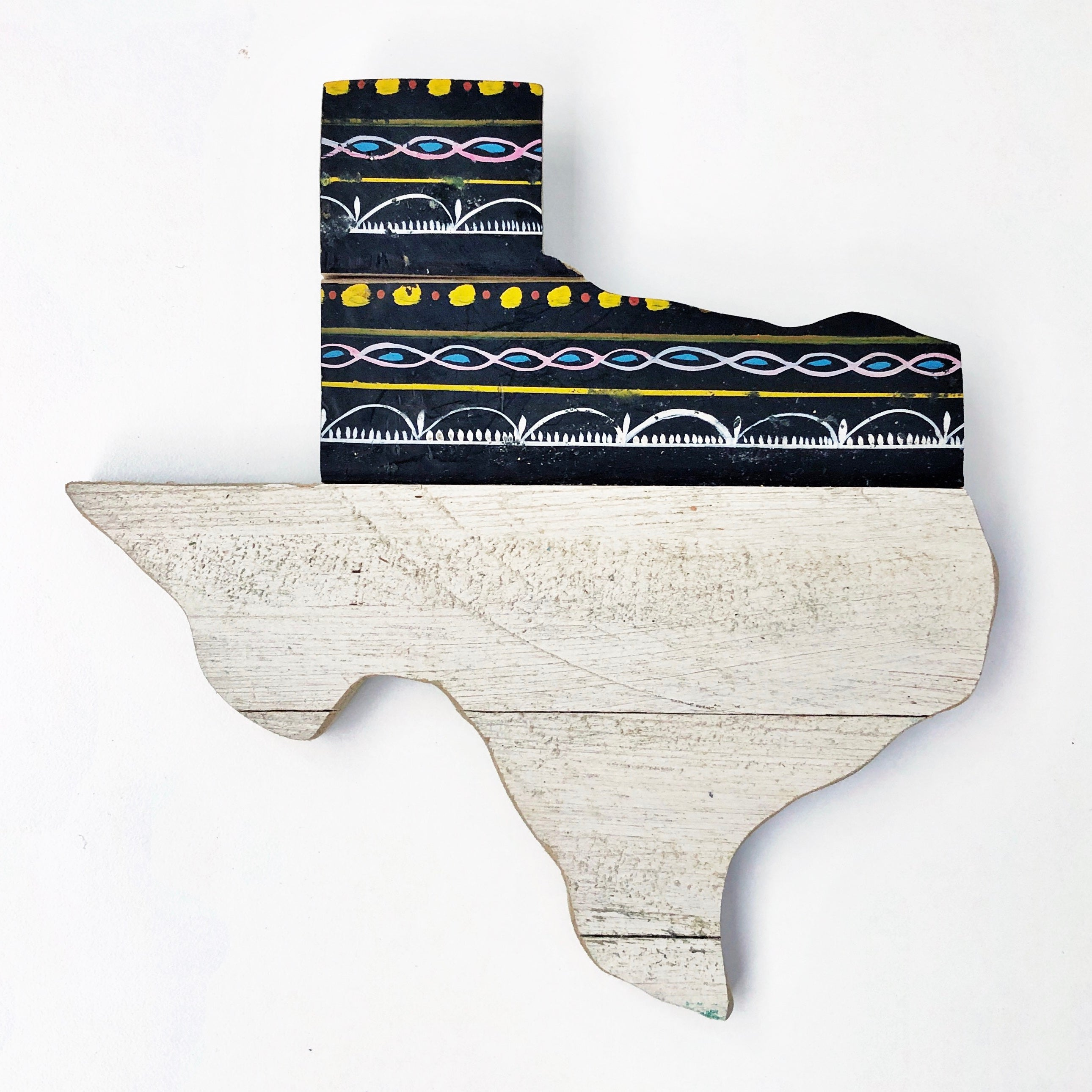 "VINTAGE TEXAS - 7"" (One-of-a-Kind)"