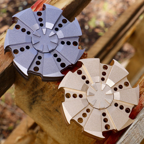 Rose Turbine Spinner 2.0