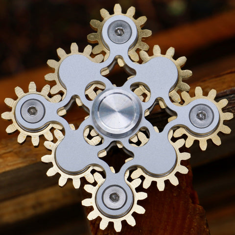 Multi Gear Fidget Spinner