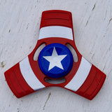 Captain America + Ironman Fidget Spinners