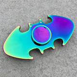 Rainbow Batman Fidget Spinner