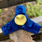 Fidget Spinner - Metal 3-Wing