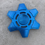 Splatter Gear Fidget Spinner