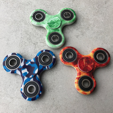 Hydro Dripped Spinner Set