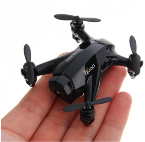 Mini Quadcopter with Gyro Hover 360 Degree Rollover