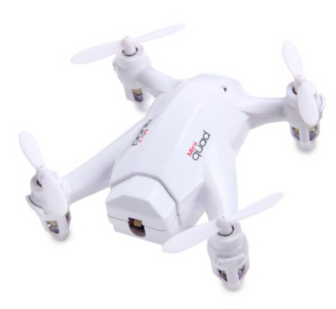 Mini Quadcopter w/ Gyro Hover 360 Degree Rollover