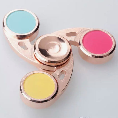 Fidget Spinner - Multi Color Boomerang